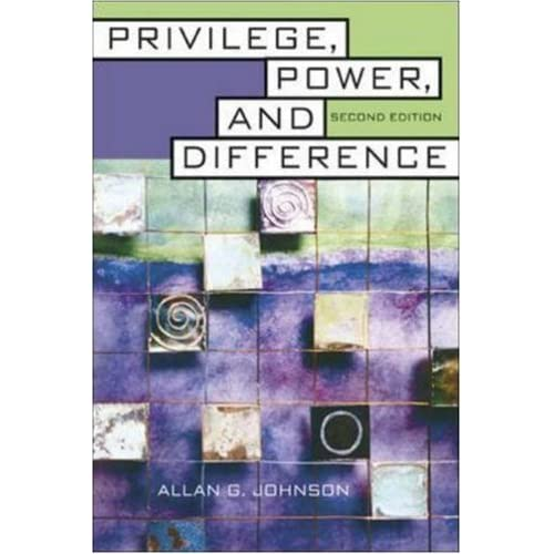 power and difference in kuipers book 11 quotes from privilege, power, and difference: rate this book clear rating 1 of 5 stars 2 of 5 stars 3 of 5 stars 4 of 5 stars 5 of 5 stars privilege, power, and difference by allan g johnson 1,055 ratings, 401 average rating, 118 reviews.