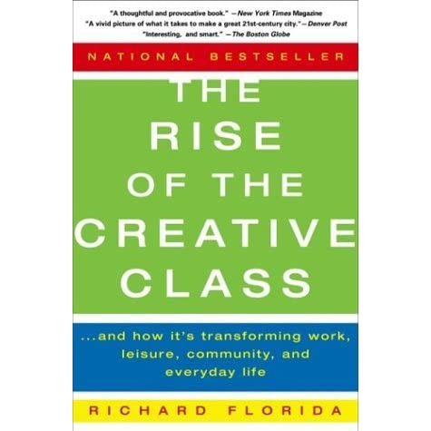 the rise of the creative class essay