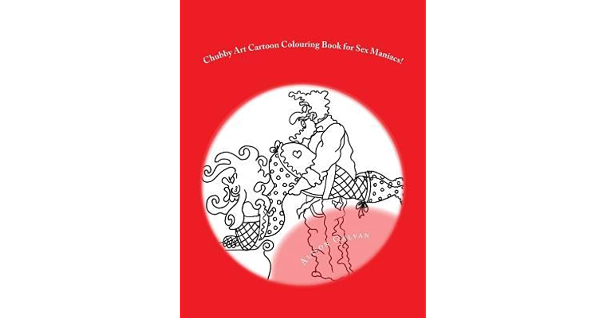 Book giveaway for Chubby Art Cartoon Colouring Book for