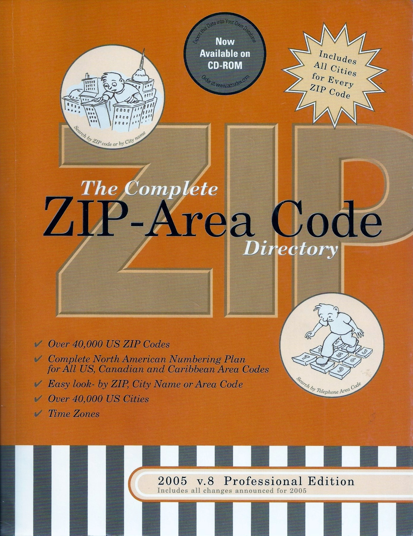 Book Cover Photography Zip Code : Complete us zip area code directory way easy