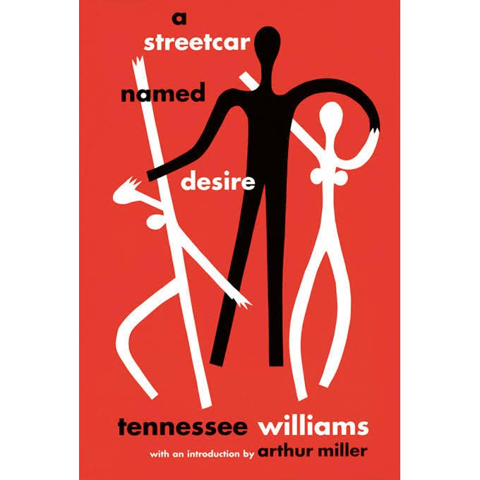 a review of tennessee williams streetcar named desire Tennessee williams (screen play  they told me to take a streetcar named desire and then transfer to one called cemetery  85 of 116 people found this review.