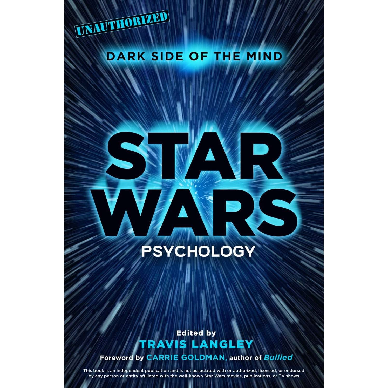 star wars psychology dark side of the mind by travis langley star wars psychology dark side of the mind by travis langley reviews discussion bookclubs lists