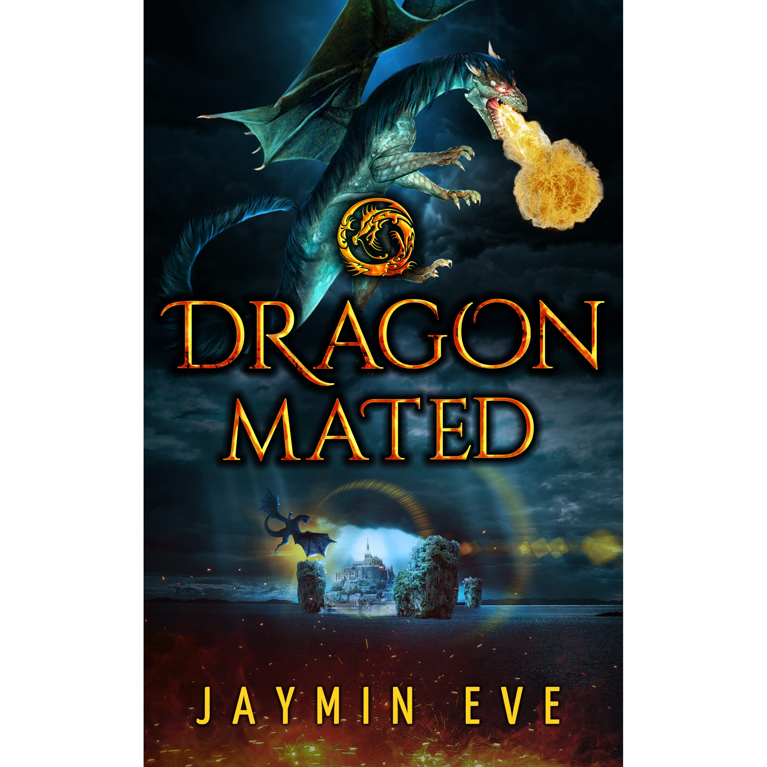 Dragon Mated (supernatural Prison, #3) By Jaymin Eve €� Reviews, Discussion,  Bookclubs, Lists