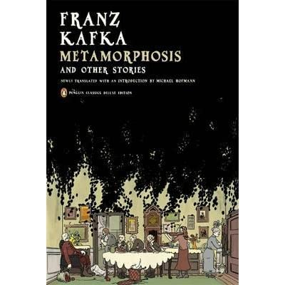 a review of kafkas the metamorphosis Start studying the metamorphosis by franz kafka learn vocabulary, terms, and more with flashcards, games, and other study tools.