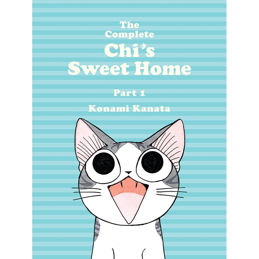The complete chi 39 s sweet home part 1 by kanata konami reviews discussion bookclubs lists - Chi s sweet home ...