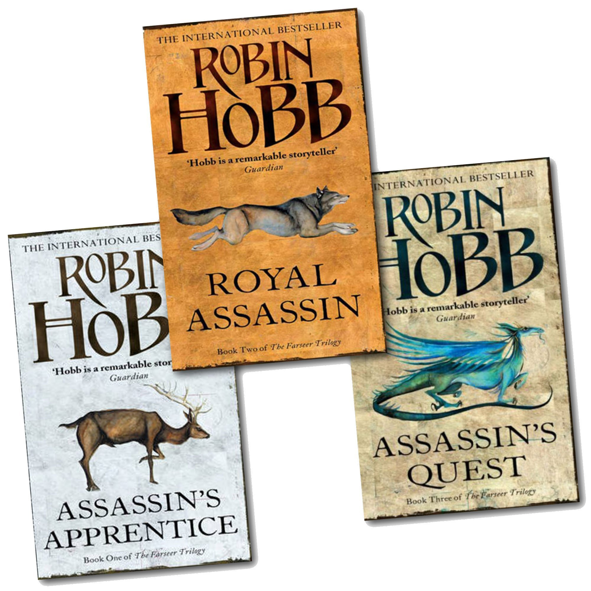The Farseer Trilogy (farseer Trilogy #13) By Robin Hobb €� Reviews,  Discussion, Bookclubs, Lists