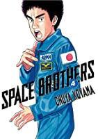 Space Brothers vol.4 (Space Brothers, #4)