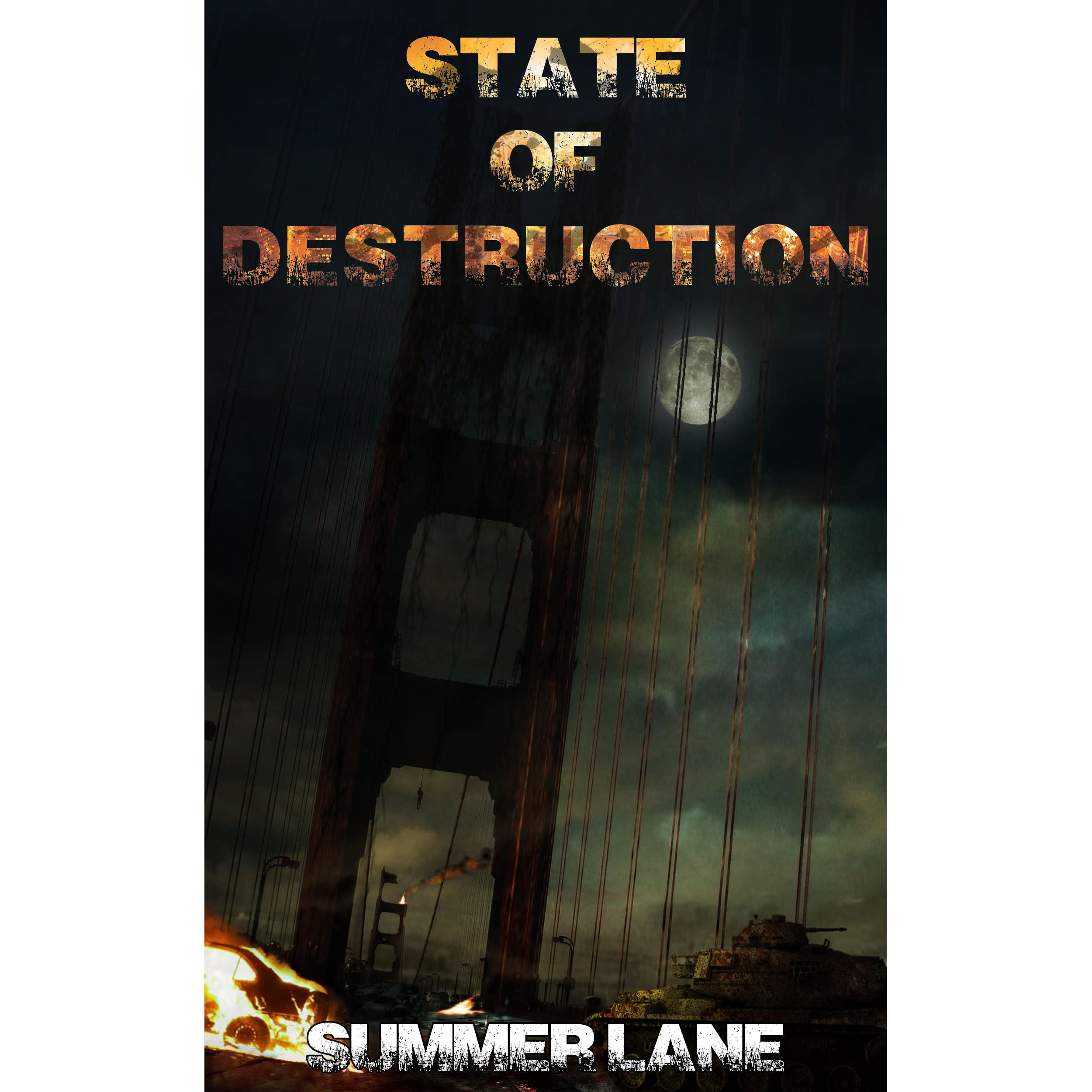 State Of Destruction (collapse, #7) By Summer Lane €� Reviews, Discussion,  Bookclubs, Lists