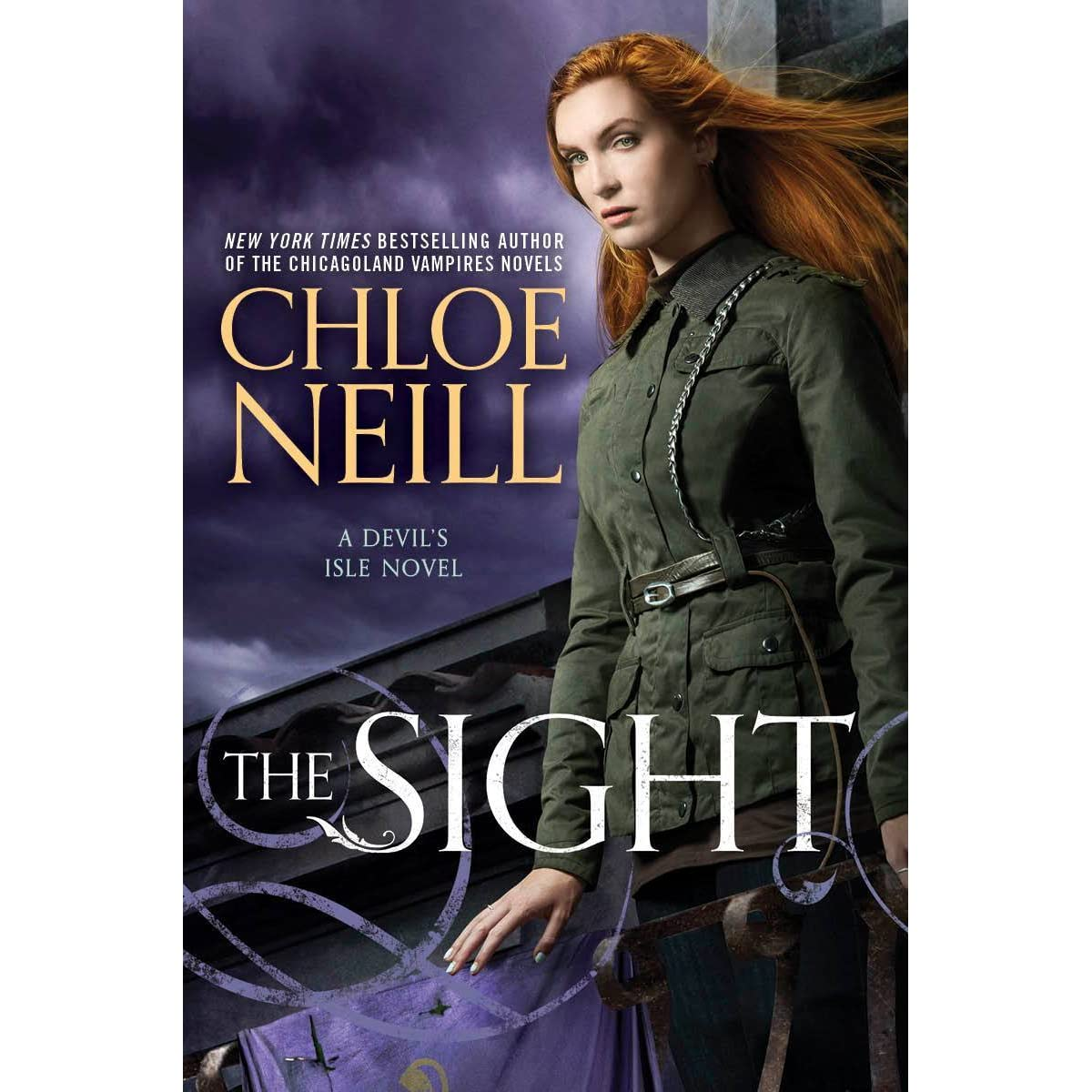 The Sight (devil's Isle, #2) By Chloe Neill €� Reviews, Discussion,  Bookclubs, Lists