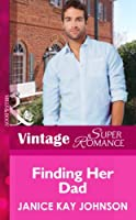 Finding Her Dad (Mills & Boon Vintage Superromance) (Suddenly a Parent, Book 22)