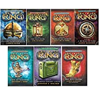 Infinity Ring 7 Book Collection Series by James Dashner ... Infinity Ring Book Series