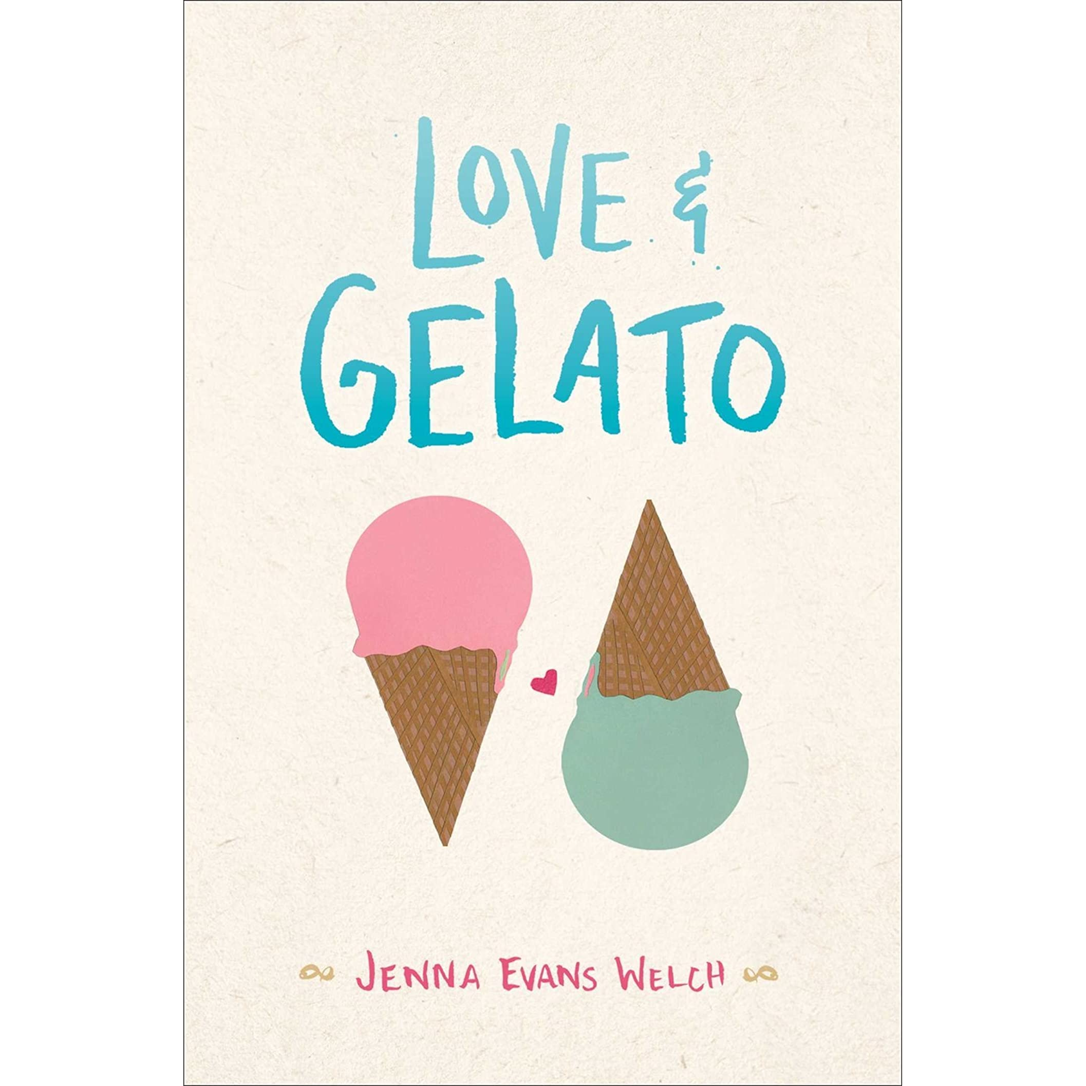Book Cover White Quotes ~ Love gelato by jenna evans welch — reviews discussion