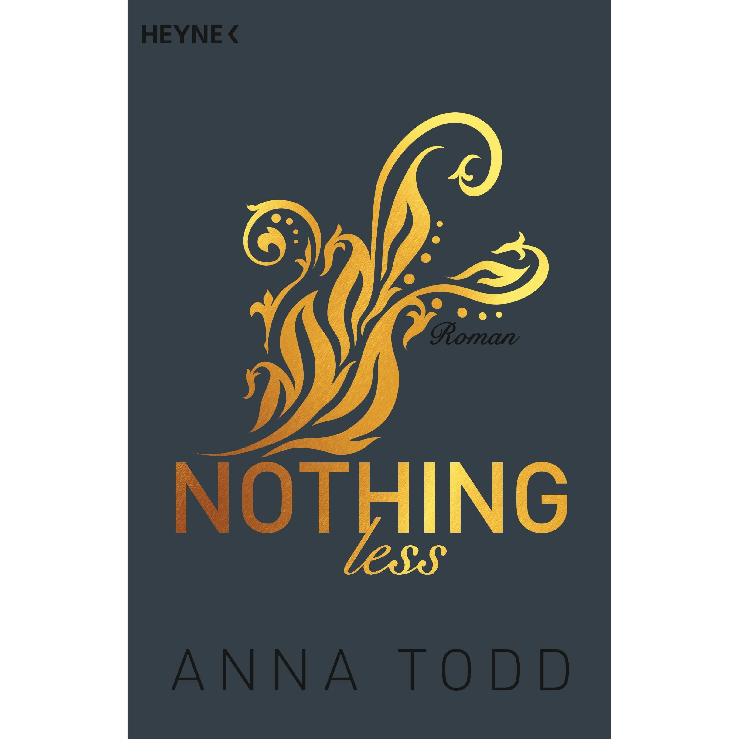 Nothing Less (landon Gibson #2) By Anna Todd €� Reviews, Discussion,  Bookclubs, Lists