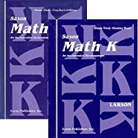 Math K: Homeschool Kit