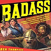 Badass The Birth Of A Legend Spine Crushing Tales Of The border=