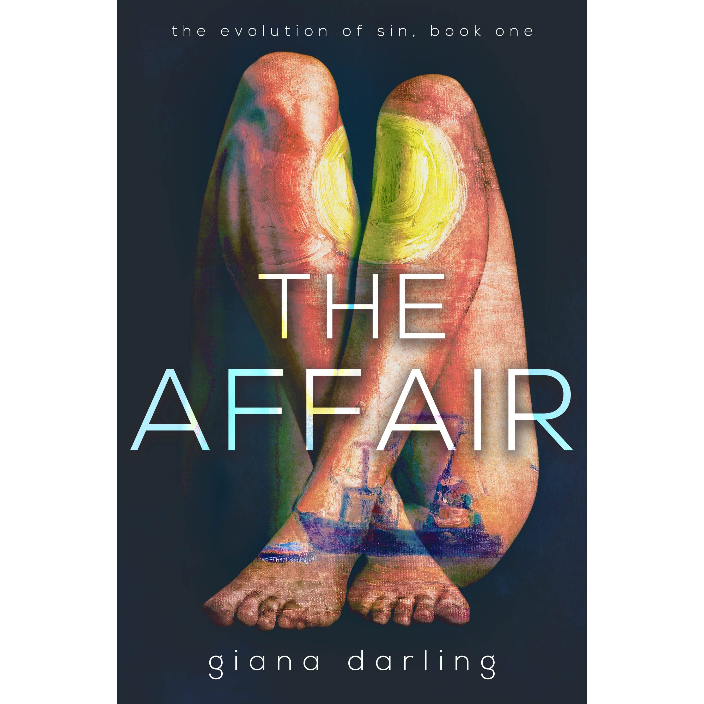 The Affair (the Evolution Of Sin Trilogy, #1) By Giana Darling €� Reviews,  Discussion, Bookclubs, Lists