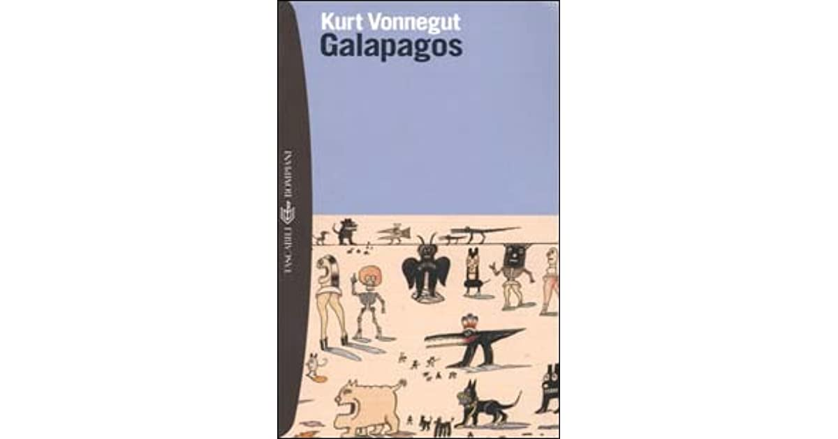 "The Reading Comprehension for Galapagos""by Kurt Vonnegut Essay"