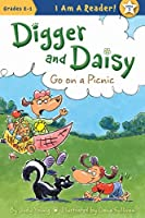 Digger and Daisy Go On a Picnic (I Am a Reader: Digger and Daisy)
