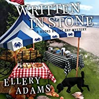 Written in Stone (A Books by the Bay Mystery #4)