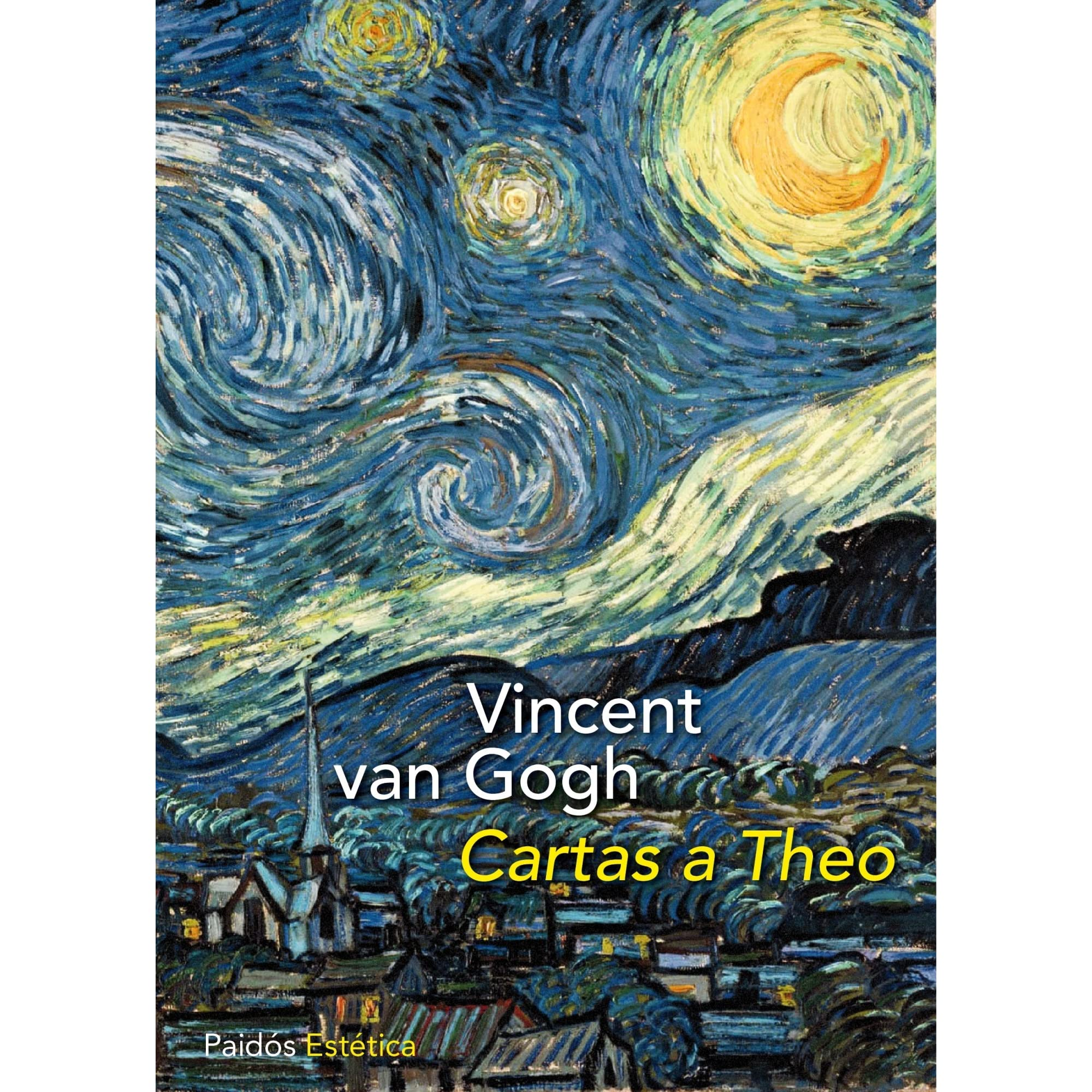 Cartas A Theo By Vincent Van Gogh