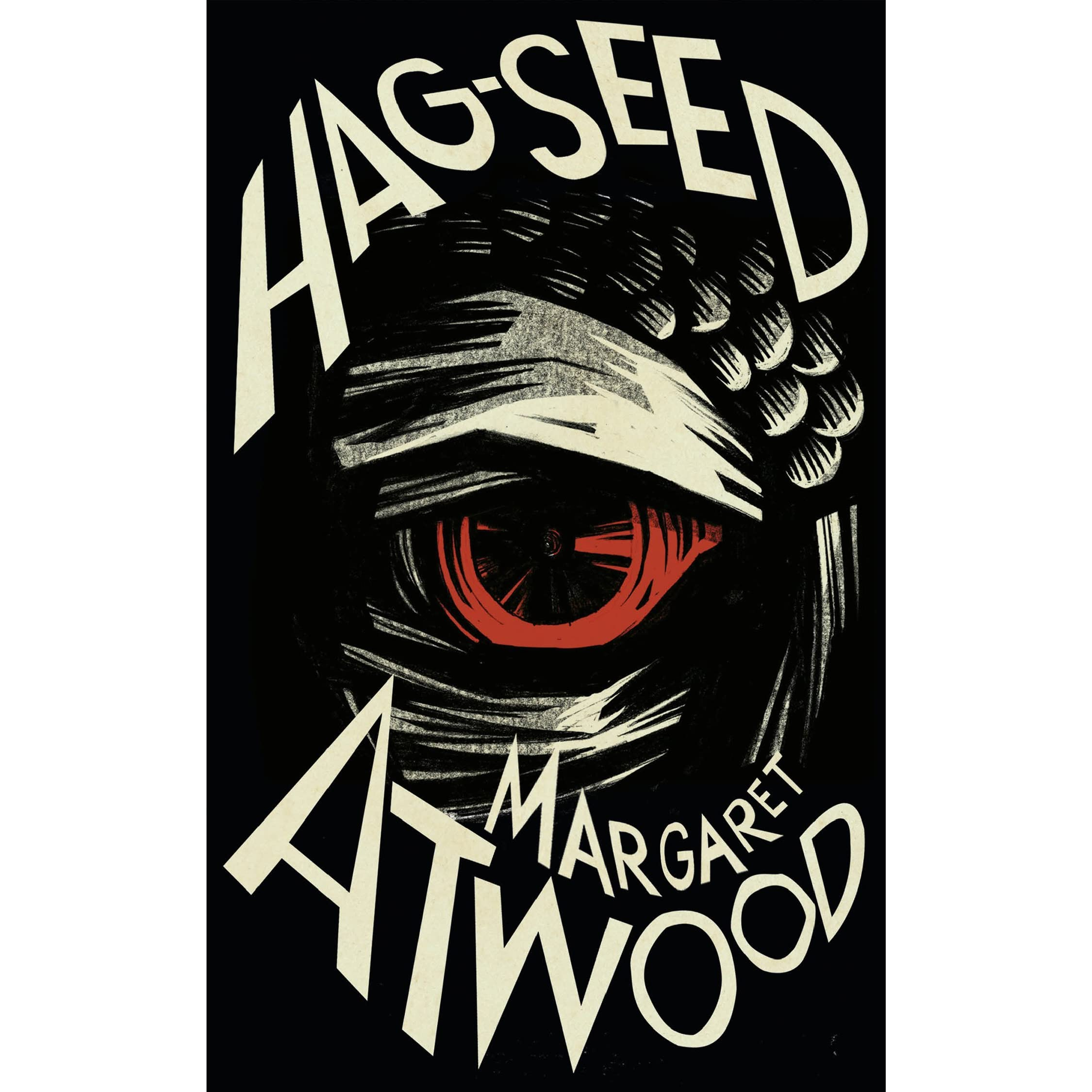 Hag seed the tempest retold by margaret atwood reviews for The atwood