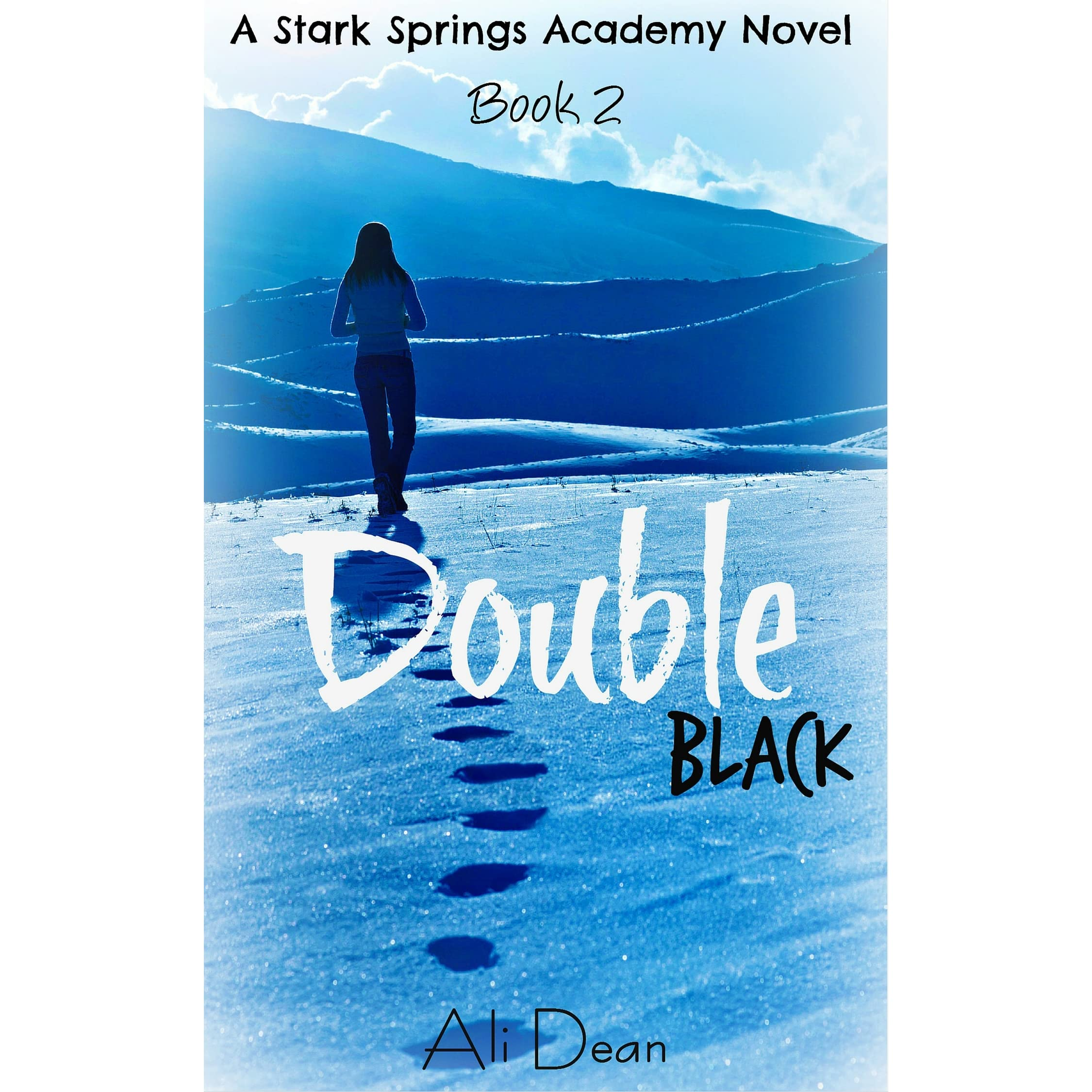 What does 'female double' mean in novel?