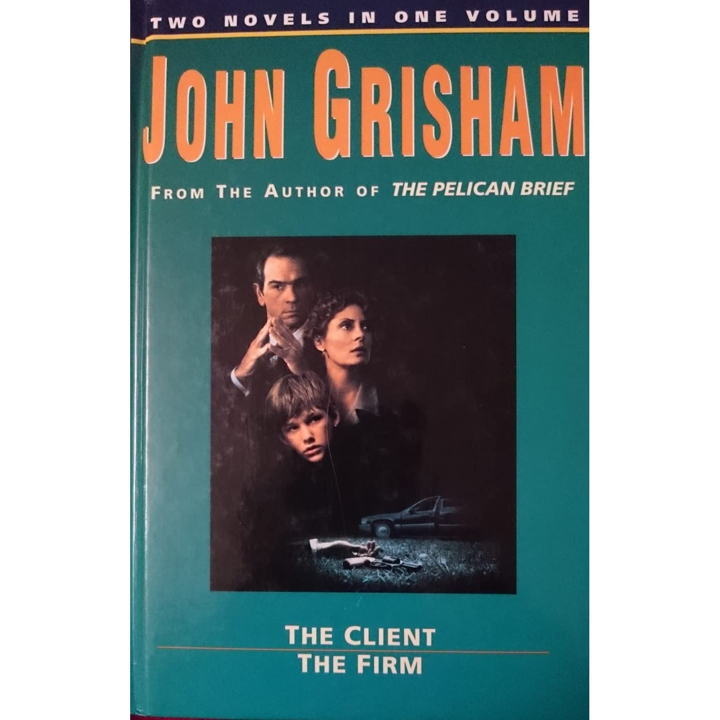 an analysis of john grishams crime novel the client Free essay: analysis of the client by john grisham the client by john grisham takes place in memphis, tennessee it starts out with a little boy, named mark.