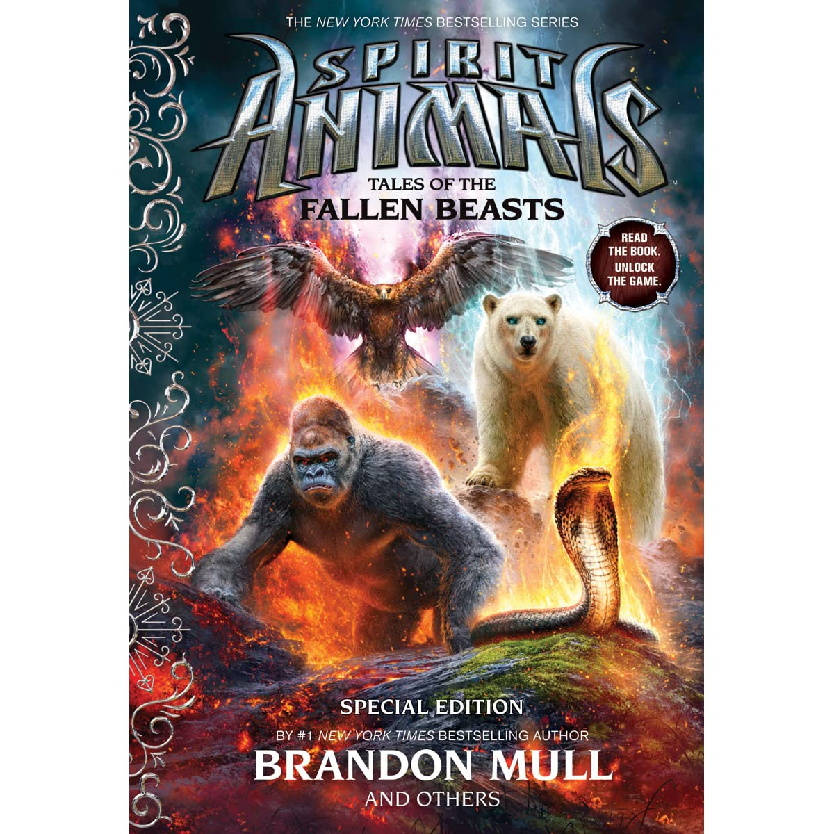 Tales Of The Fallen Beasts By Brandon Mull €� Reviews, Discussion,  Bookclubs, Lists
