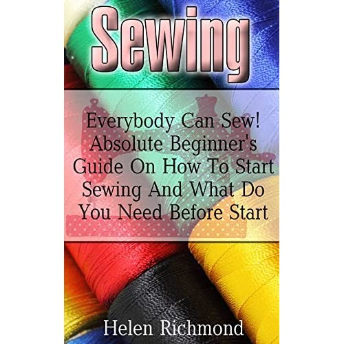 vicki winchester ky s review of sewing everybody can sew absolute beginner 39 s guide on how. Black Bedroom Furniture Sets. Home Design Ideas