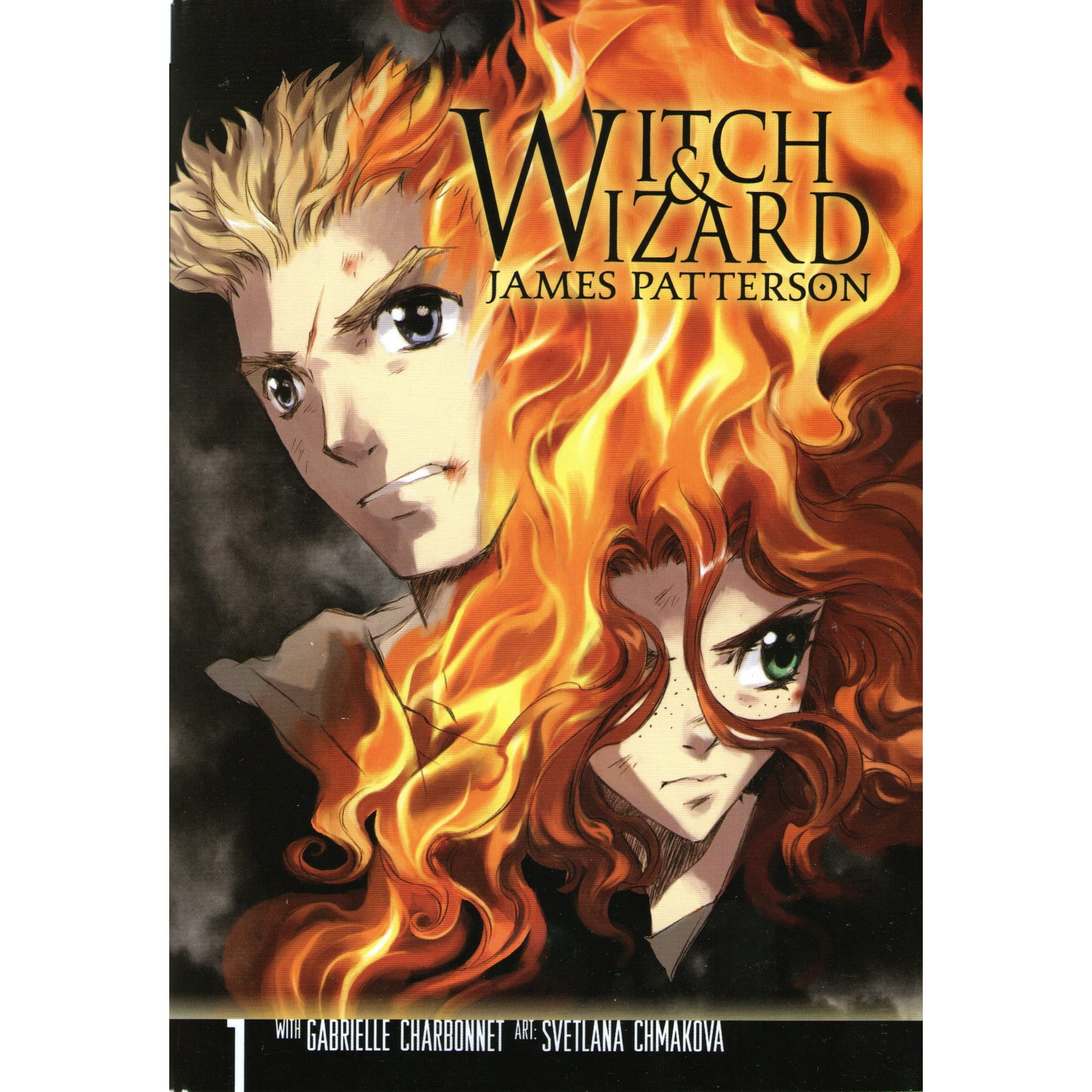 witch wizard the manga vol 1 by james patterson reviews discussion bookclubs lists. Black Bedroom Furniture Sets. Home Design Ideas