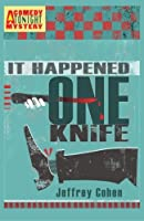 It Happened One Knife: A Comedy Tonight Mystery (Volume 2)