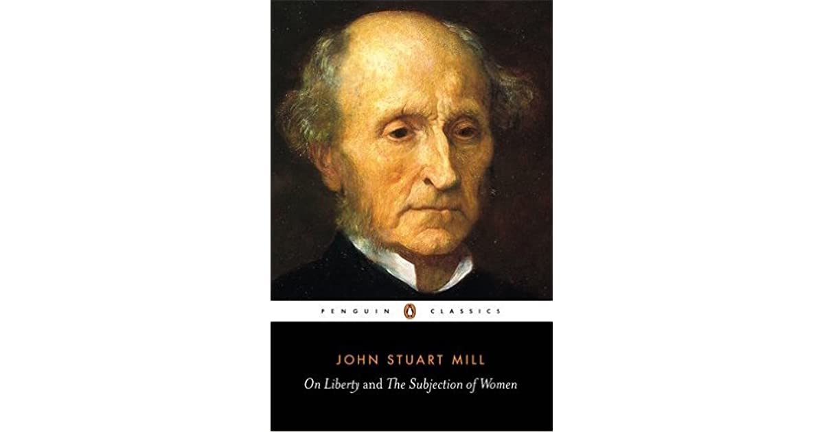 John stuart mills on liberty