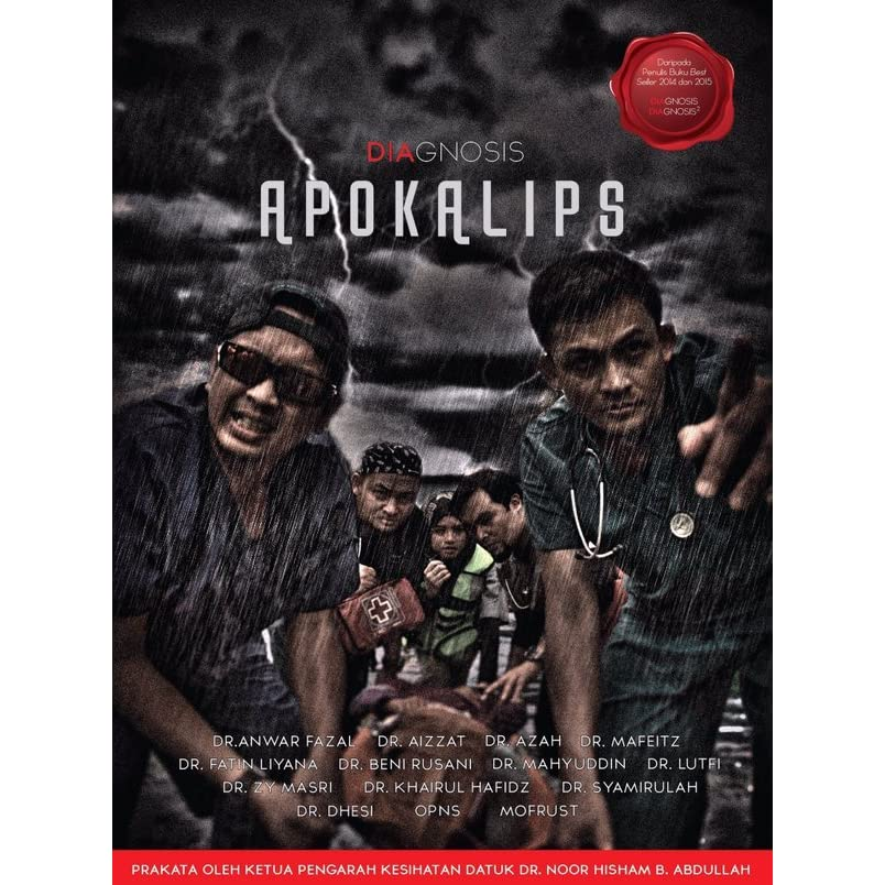Image result for apokalips novel malaysia