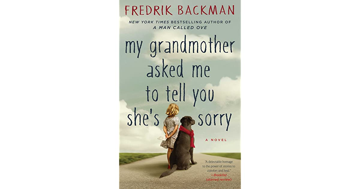 LovingDemBooks: My Grandmother Asked Me To Tell You She's ...  |Shes Sorry