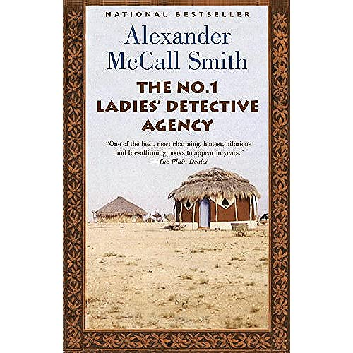 No    Ladies  Detective Agency  author Alexander McCall Smith says HBO  series captures magic of Botswana