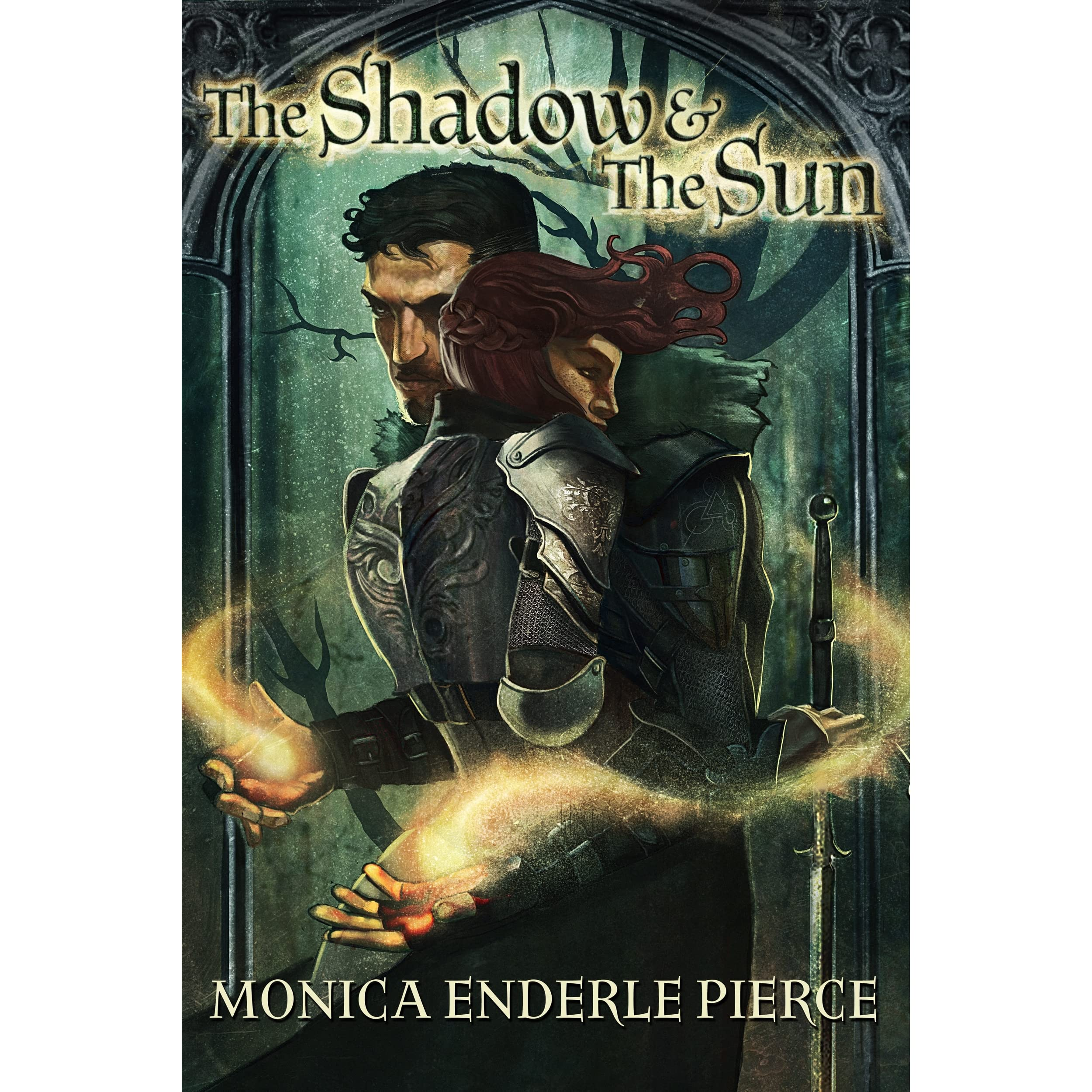 The Shadow & The Sun (militess & Mage, #1) By Monica Enderle Pierce €�  Reviews, Discussion, Bookclubs, Lists