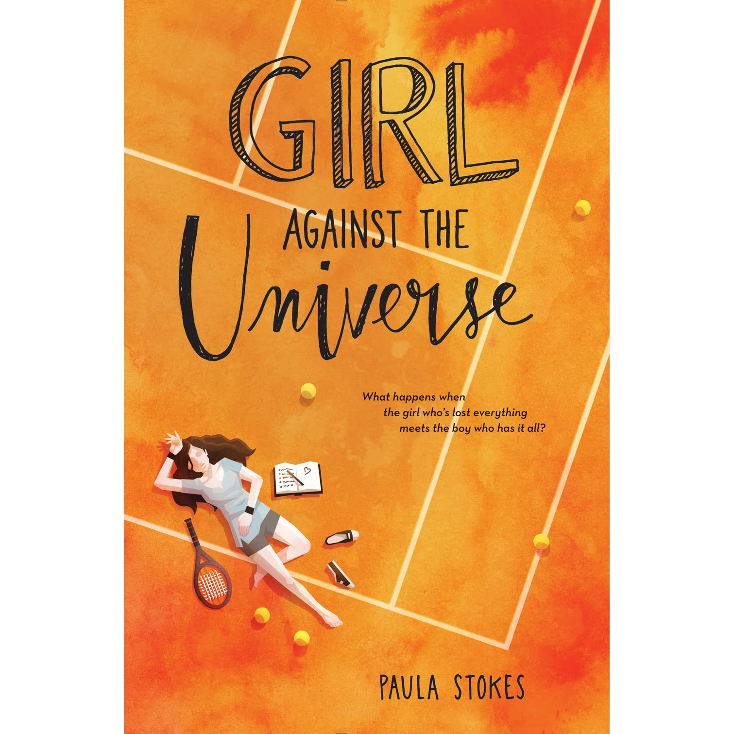 Girl Against The Universe By Paula Stokes €� Reviews, Discussion, Bookclubs,  Lists