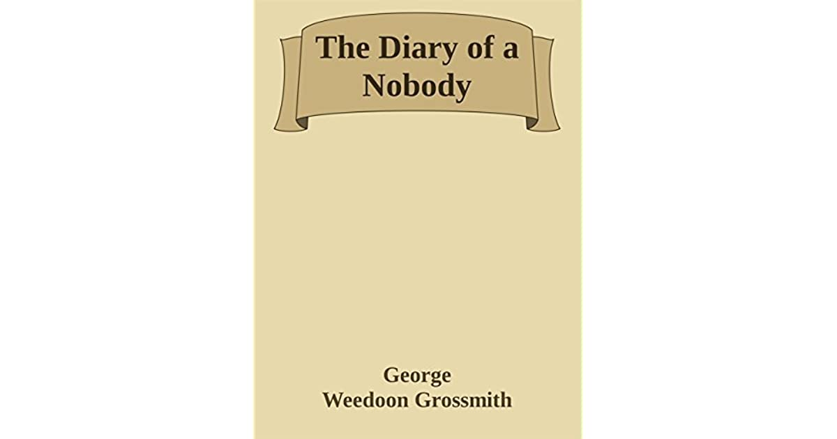 the diary of a nobody george grossmith pdf