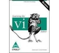 Learning The Vi Editor, 6th Edition