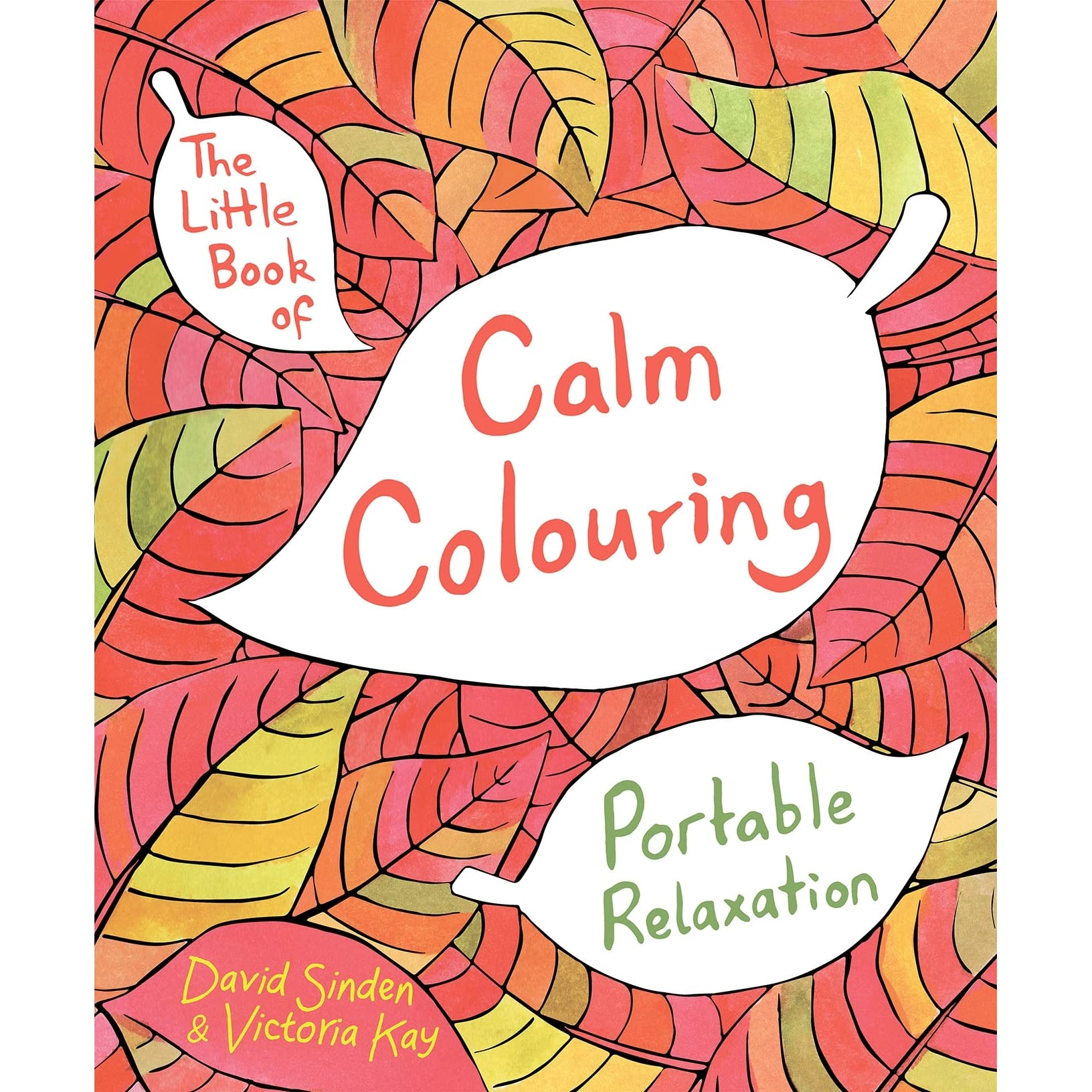 Stress less coloring by the shore - The Little Book Of Calm Colouring By David Sinden Reviews Discussion Bookclubs Lists