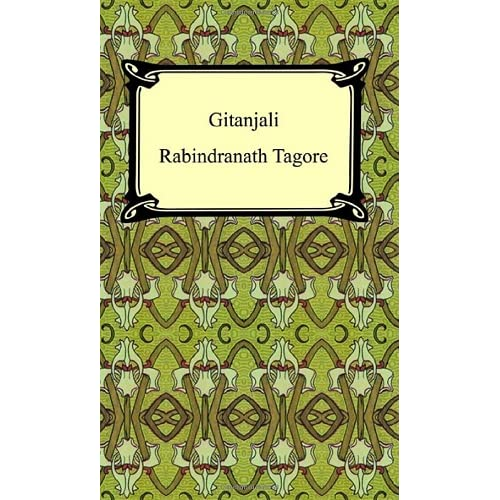 Book Review: Gitanjali, by Rabindranath Tagore