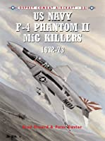 US Navy F-4 Phantom II MiG Killers 1972-73: Part 2 (Combat Aircraft)