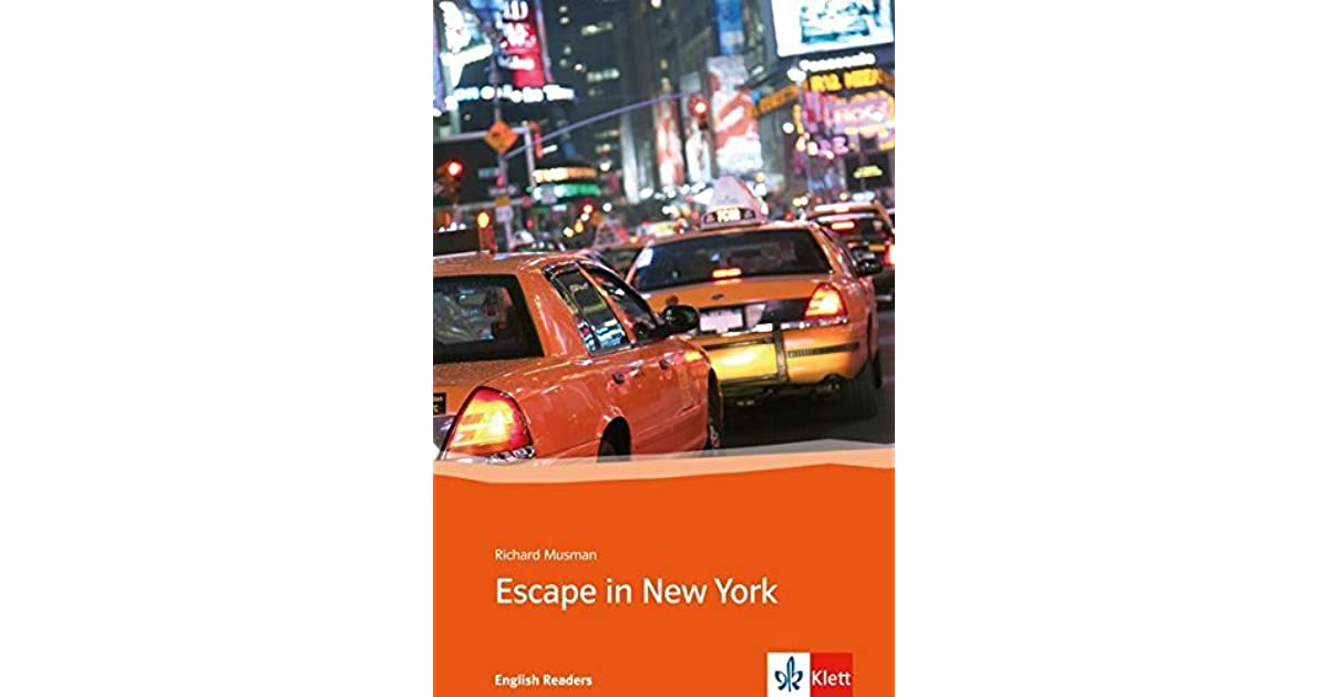 escape in new york by richard musman reviews discussion bookclubs lists. Black Bedroom Furniture Sets. Home Design Ideas