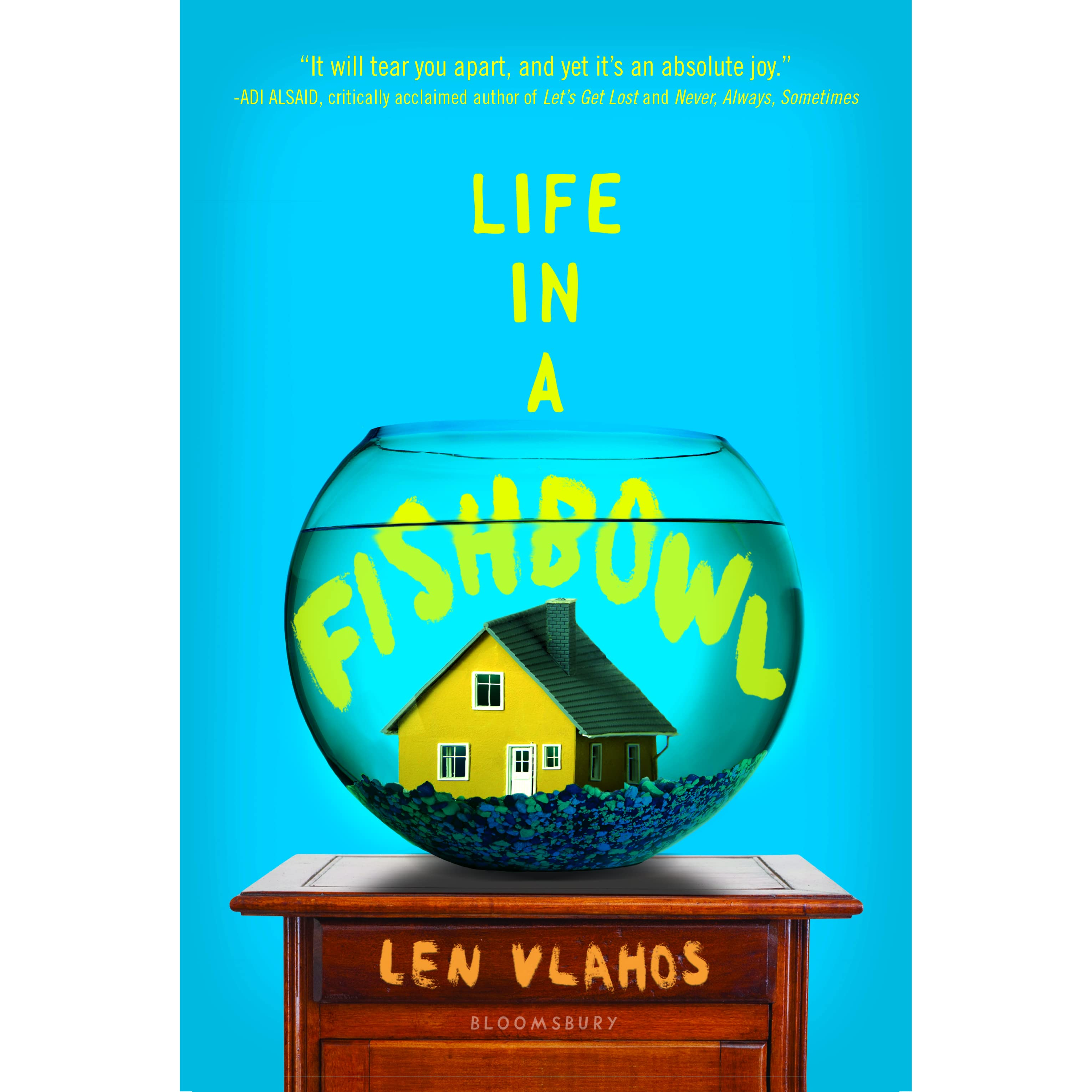 Kateonkidsbooks life in a fish bowl for Book with fish bowl on cover