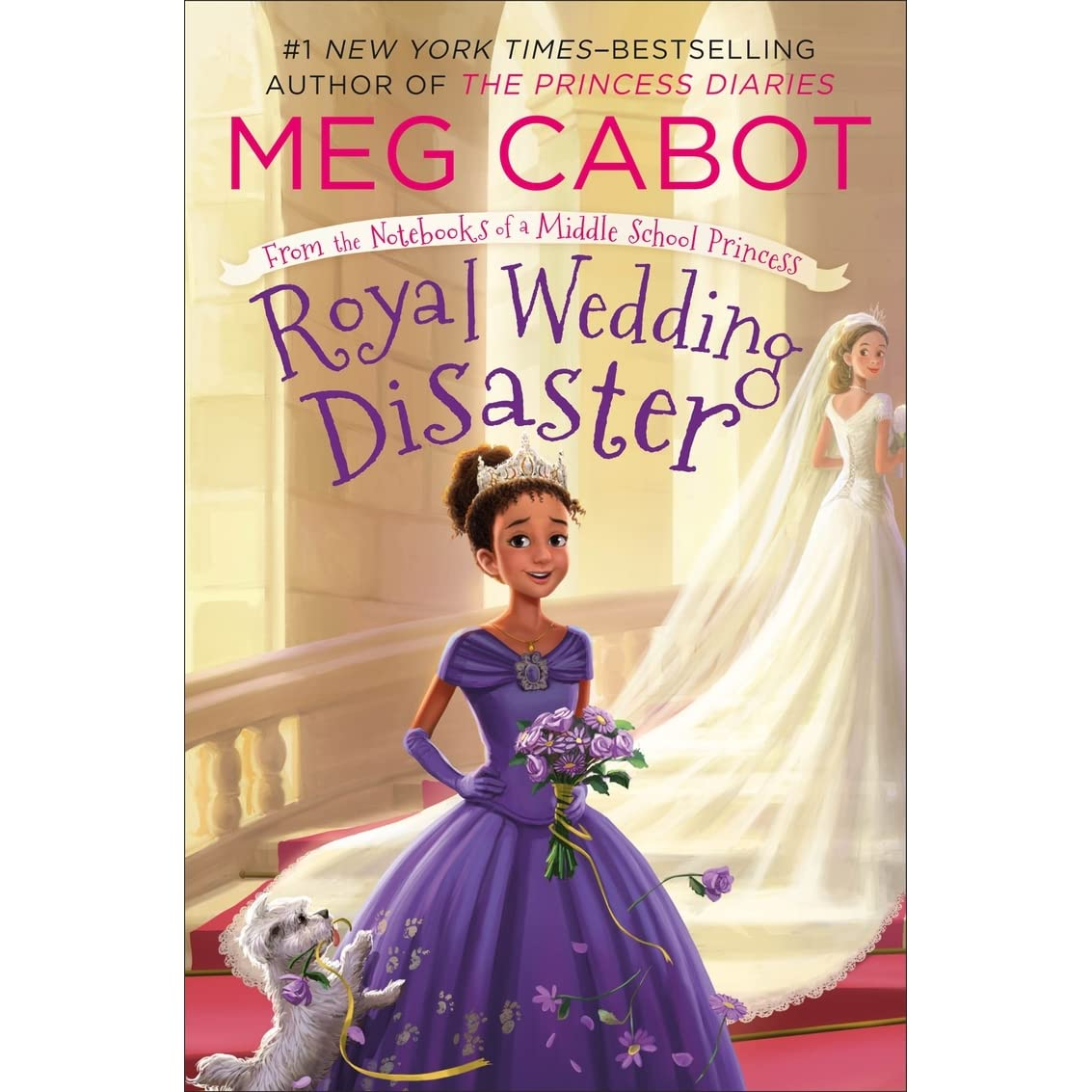 Royal Wedding Disaster (from The Notebooks Of A Middle School Princess, #2)  By Meg Cabot €� Reviews, Discussion, Bookclubs, Lists