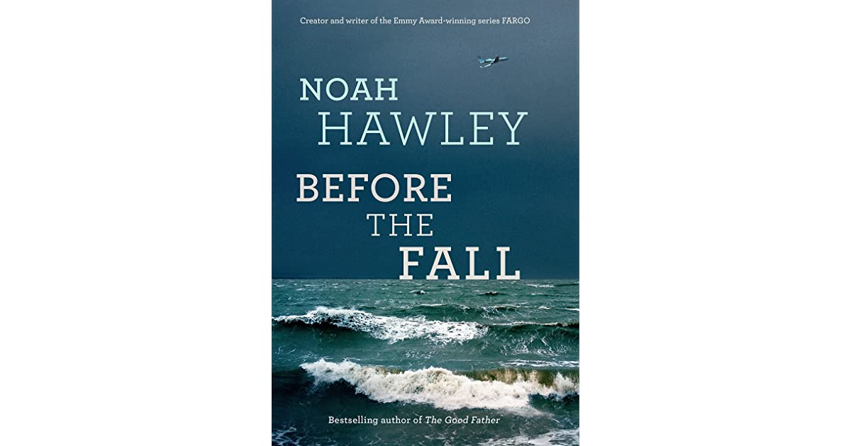 before the fall by noah hawley reviews discussion