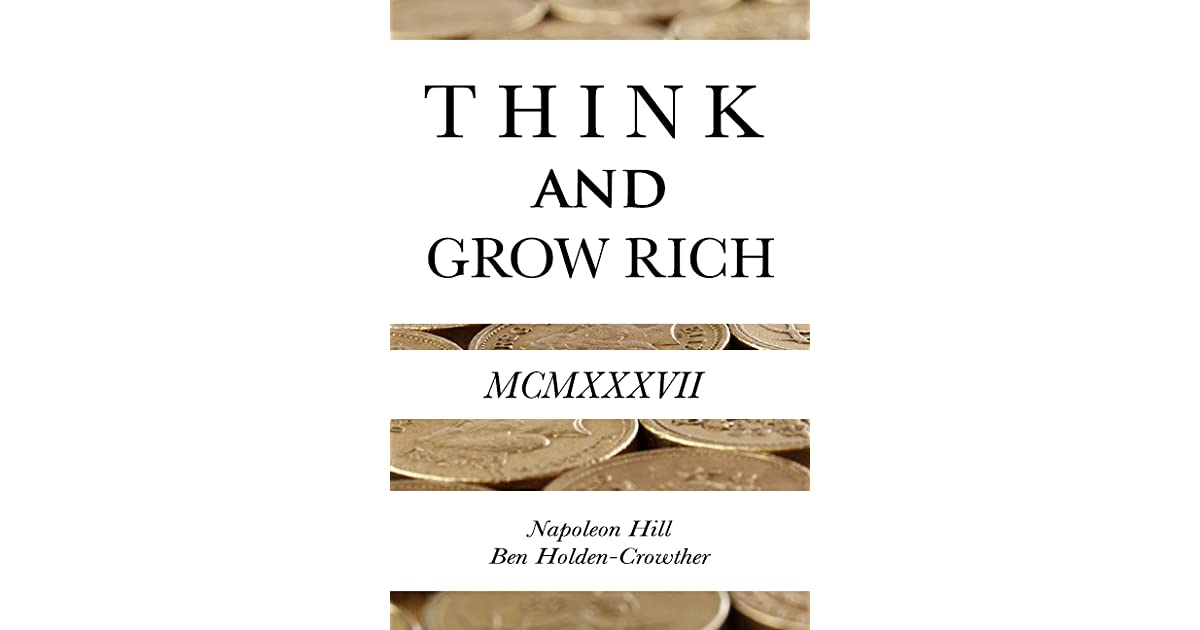 Pdf free think and rich grow for
