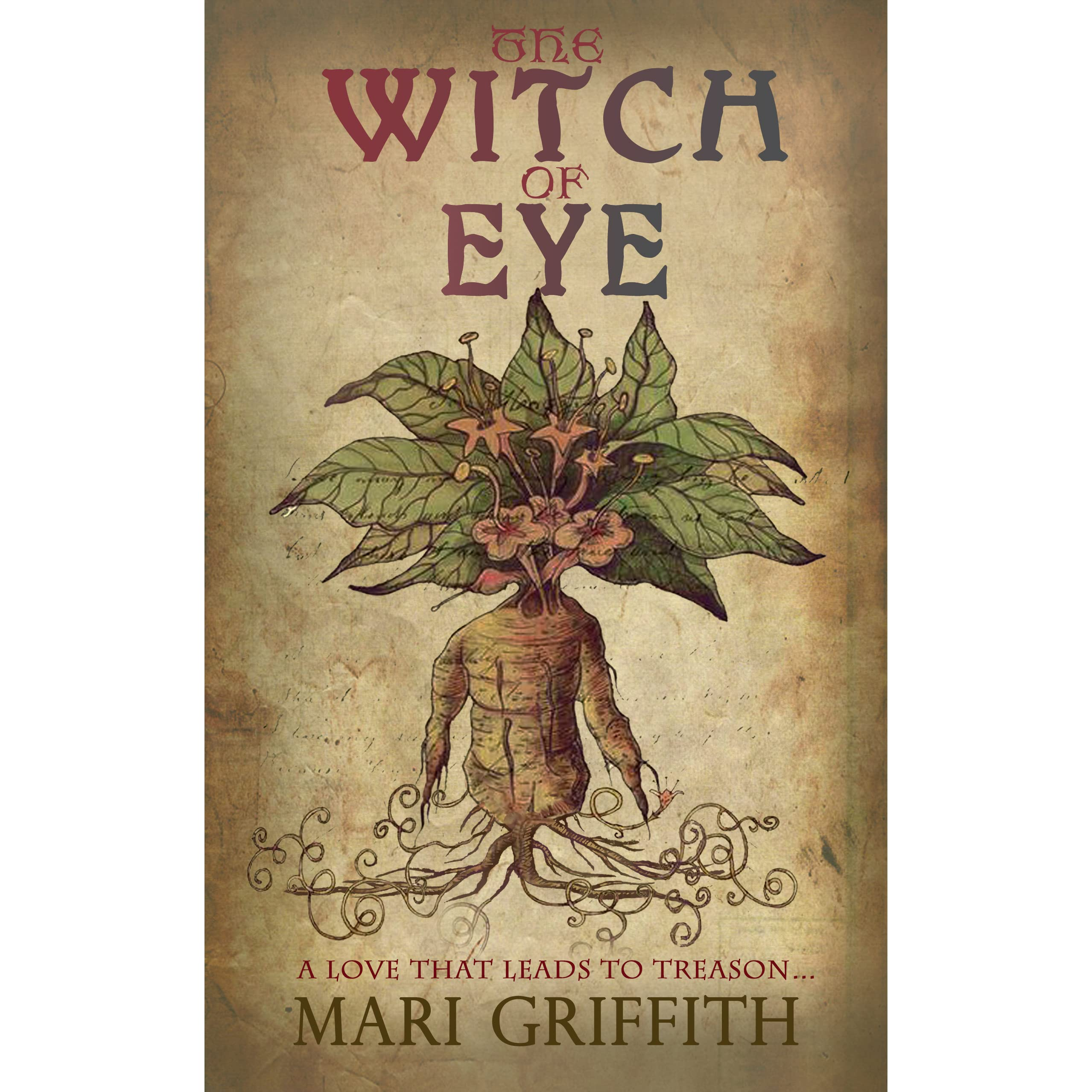 The Witch of Eye by Mari Griffith — Reviews, Discussion, Bookclubs ...