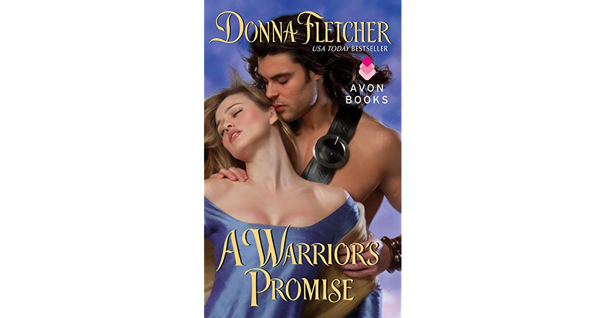 A Warrior S Promise The Warrior King 3 By Donna border=