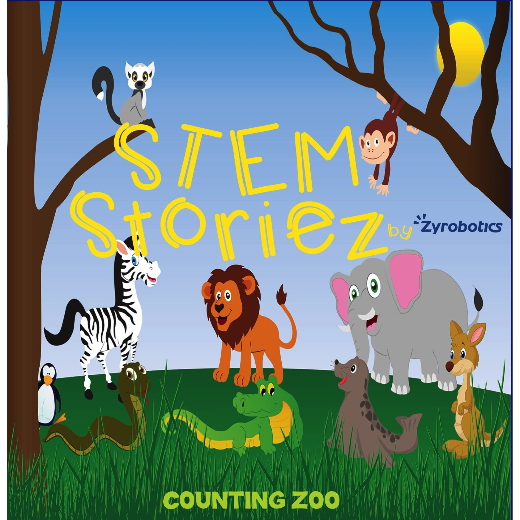 Stem Storiez  Counting Zoo By Zyrobotics €� Reviews, Discussion, Bookclubs,  Lists